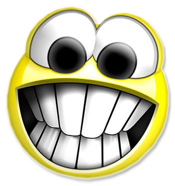 Silly Smile Royalty Free Stock Images - Image: 4534999