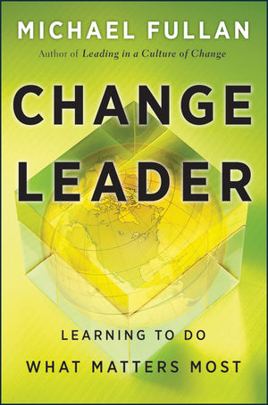 "learning to lead change Leadership at all levels of the system is necessary to successfully facilitate large- scale and sustainable reform fullan defines sustainability as ""the capacity of."