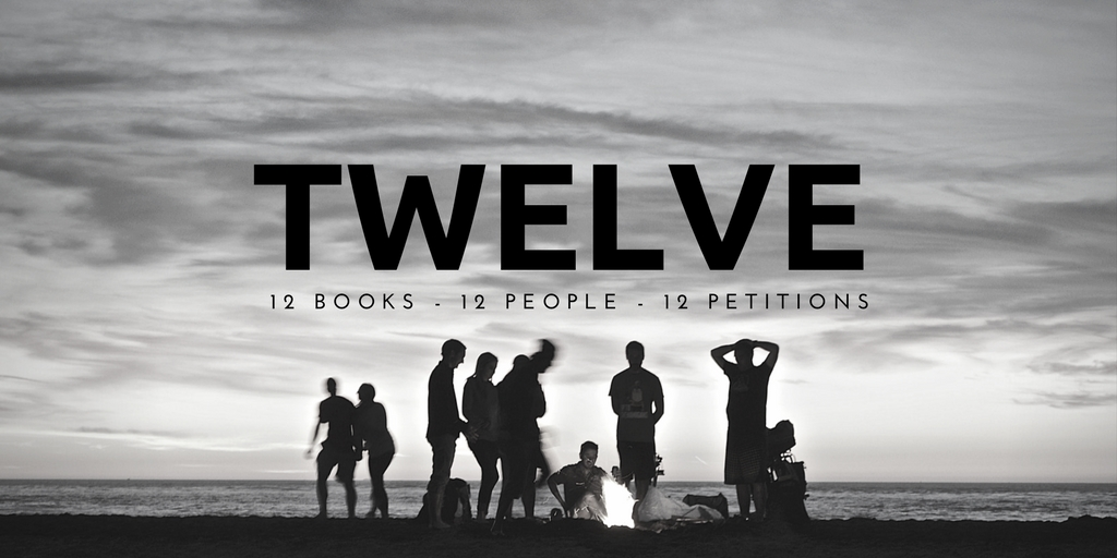 Twelve Header Logo - Prayer Study